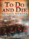 To Do and Die (eBook): Anthony Morgan Series, Book 1